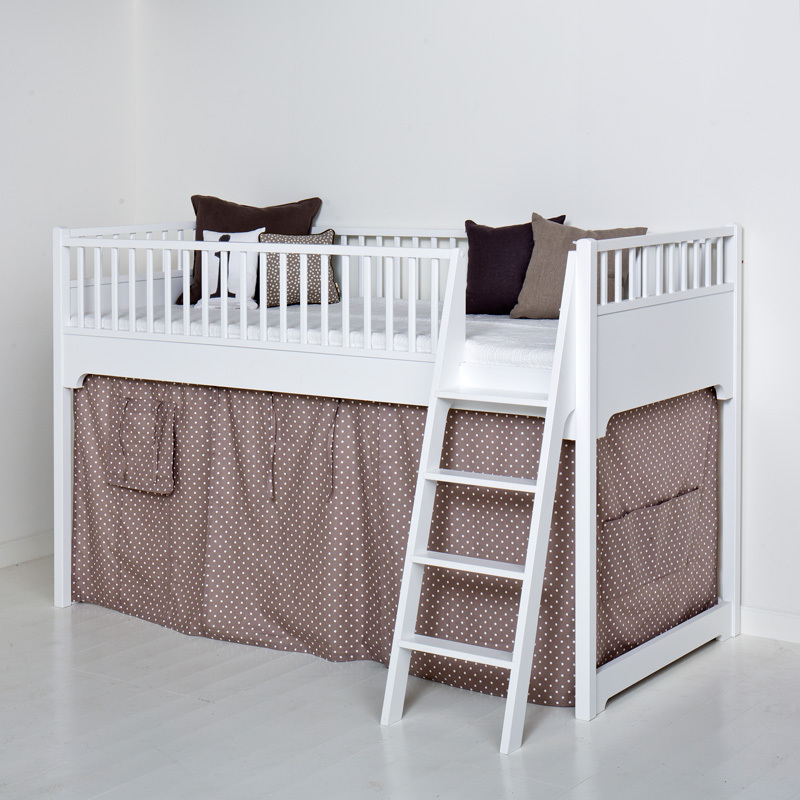 oliver furniture seaside collection low loft bed. Black Bedroom Furniture Sets. Home Design Ideas