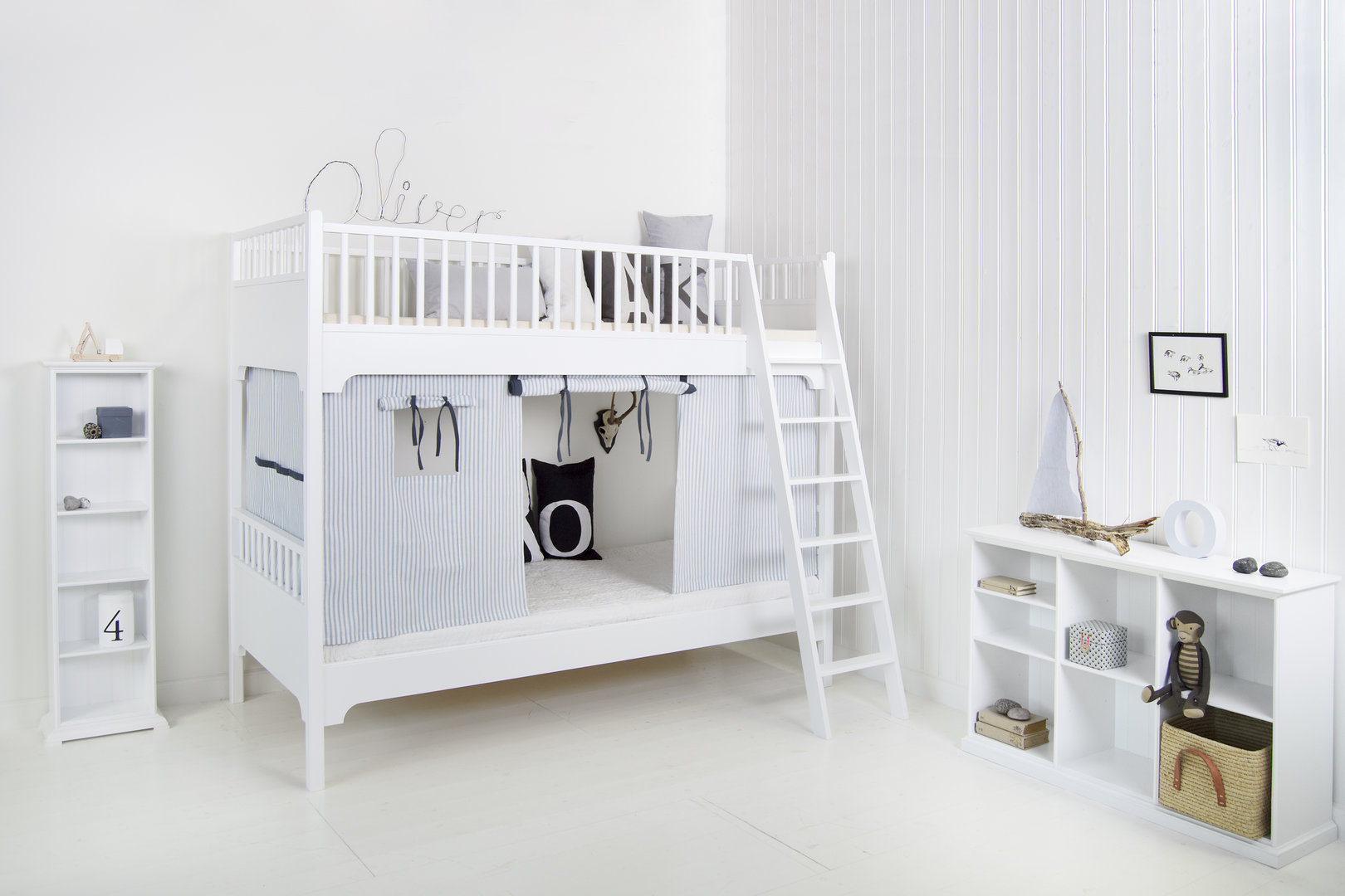 oliver furniture seaside collection bunk bed. Black Bedroom Furniture Sets. Home Design Ideas