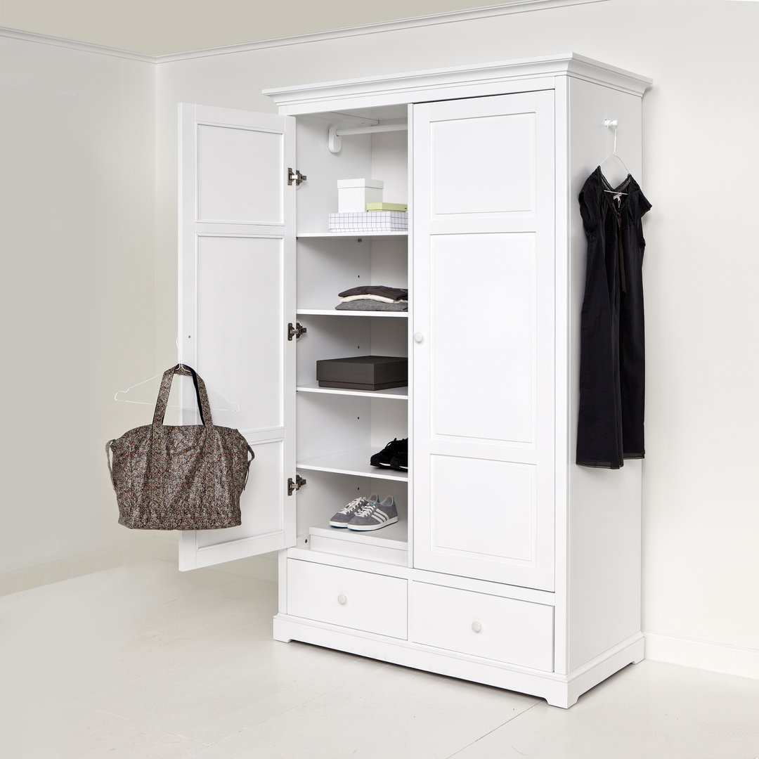 Oliver Furniture Wardrobe 2 Doors