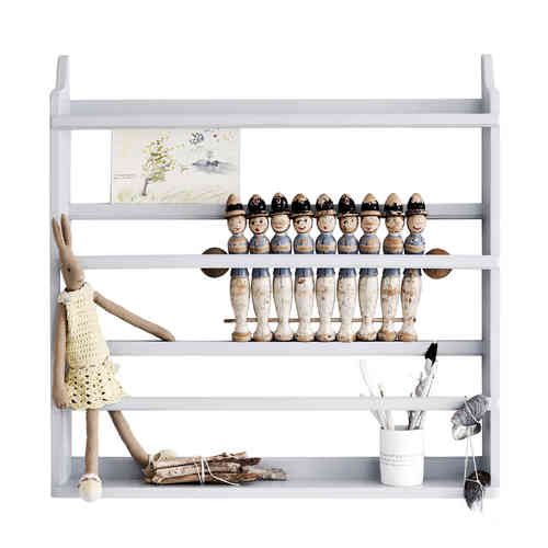 Oliver Furniture Plate Rack